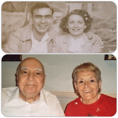 70 years of love and marriage